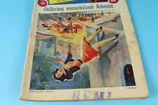 Frank Kenney - Roman 1949 - 1. Jhg. - Oelkrieg verschlingt Adenia -  Nr. 17 /S41