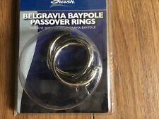 Swish Belgravia Baypole Passover Curtain Rings 29mm pack of 4