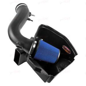 Airaid Intake System w/Tube (Dry/Blue Media) FITS 11-14 Ford Mustang 3.7L V6 MXP