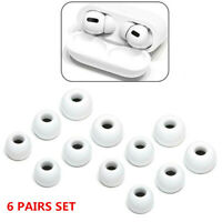 Memory Foam Replacement Ear Tips Buds For Apple Airpods Pro Airpods 3 Headphone-