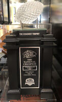 2006 BCS NATIONAL CHAMPION UF FLORIDA GATORS COACHES TROPHY Danbury Mint Crystal