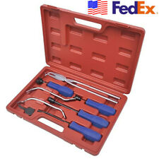8 Pcs Autos Brake Spring Removal Plier Brake Drum Remover&Install Tool Usa Stock (Fits: Daewoo)