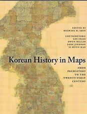 Korean History in Maps: From Prehistory to the Twenty-First Century 978110749023