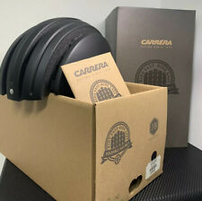 Brooks England Carrera Racing Foldable Bicycle Bike Helmet, Black, M/L *New*