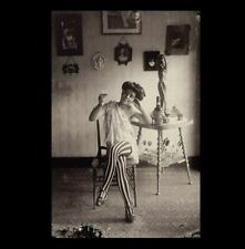 Sexy Prostitute Girl PHOTO New Orleans Brothel Vintage 1917 Red Light District