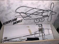 Aeroplane Mobile #2944 Art & Motion Collection Westminster, Inc