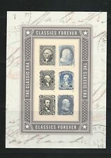 2016 #5079 Classics Forever Pane of 6 Forever Stamps Mint