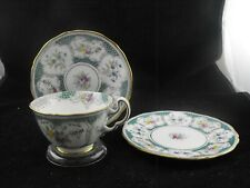 LOWESTOFT NORTHUMBRIA FINE CHINA TEA TRIO CUP SAUCER AND PLATE MADE IN ENGLAND