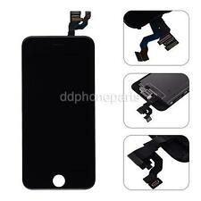 US LCD Screen + Touch Digitizer + Frame Front Camera Assembly For iPhone 6 Black