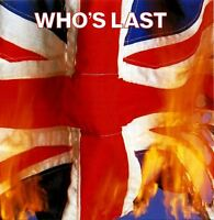 THE WHO who's last (CD album) classic rock