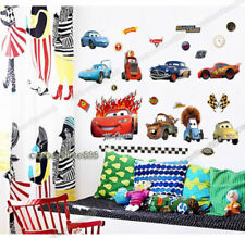 Lovely Car Disney Wall Stickers Nursery Decor Art Mural Decal UK Seller