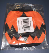 Hot Topic Halloween Themed Pumpkin Smile Face Mask, Facemask