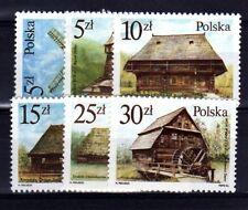 POLOGNE - POLSKA Yvert n° 2870/2875 neuf sans charnière MNH
