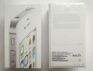 Brand new factory sealed & unlocked Apple iPhone 4s 8GB White RARE never opened!