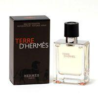 Hermes Terre D'Hermes Edt Eau de Toilette Spray for Men 50ml NEU/OVP