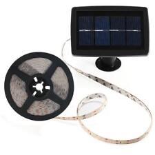 Solar Strip Lights GRDE 16.4 feet LED Flexible and Cuttable Solar String lights