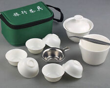 Chinese Kung Fu tea set of portable tea business travel tea pots cups