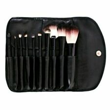 Bella Pierre Cosmetic 10-Piece Brush Set, Black