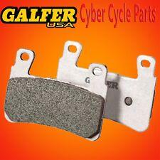 Galfer HH Sintered Rear Brake Pads For 2006-2017 Honda CBR 1000 RR FD363G1371