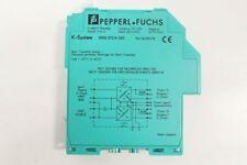 Pepperl+Fuchs  KFD2-STC4-1.20 nuova