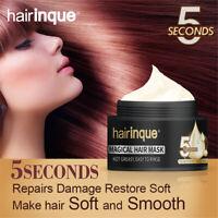 Cheveux Crème Masque Après-shampoing Soin Traitement 5 Seconde Réparation 50ml