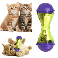 Cat toy food dispenser funnel feeding ball toy ball