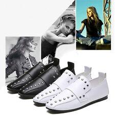 Children's Korean Rivets Shoes Girls Summer Fashion Simple Leisure Single Shoes