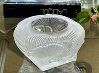 Gorgeous Large Lalique Hutan Vase NIB - MSRP $1510 - MINT, Signed, Authentic