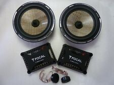 "FOCAL EXPERTO PS165FX FLAX 2 way componente set 6,5""/kit de 2 vías ORIGINAL"