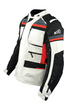 2019 AGVSPORT Mojave Textile Adventure Motorcycle AGV Sport Jacket