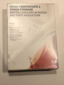 Adobe CS3 Design Standard For Mac