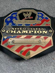 WWE Mattel 2010 United States US Championship Belt Kids Wrestling Championship