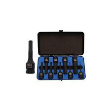 BGS Kraft Biteinsatz Set 1/2 Innen sechskant 4-19mm  9tlg Nuss Schlagschrauber