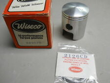 Arctic Cat NOS 2000, 2000T, Jag. Twin, Wiseco Piston & Rings, STD, # 2301PS   H
