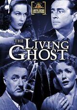 The Living Ghost DVD - James Dunn, Joan Woodbury, Paul McVey, William Beaudine