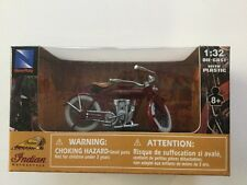 Indian V-2 1912 Indian Motorcycle 1:32 Scale  collectible new in box