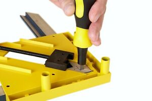 Logan F300-4 Hobby Wood Picture Frame Joiner Underpinner Tool Kit w/Warranty