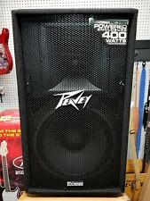 "Peavey PV 115D 15"" Powered Speaker New! Free Shipping!"