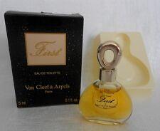 Miniature de parfum Van Cleef & Arpels First EDT 5ml + boite