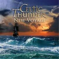 CELTIC THUNDER NEW VOYAGE CD NEW