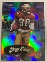 1999 Fleer Mystique Gold Jerry Rice San Francisco 49ers Rare