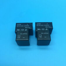 3PC New BT90-SS-124DM Relay AFE 5 foot 30A250VAC coil 24VDC T90