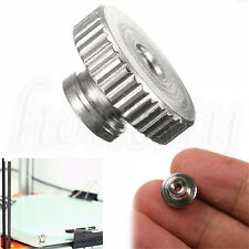 4x M3 Screw Nut Leveling Thumb 11mm For 3D Printer Spring-Loaded Heated Bed New