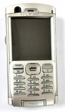 Sony Ericsson P990i Unlocked Gsm Triband Camera Bluetooth Pda Cell Phone.