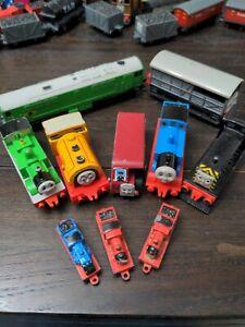 Thomas The Tank Engine & Friends Ertl Trains Diecast Lot of 10