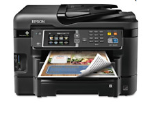 Brand NEW Epson WorkForce WF-3640 Wireless Color All-in-One Inkjet Printer