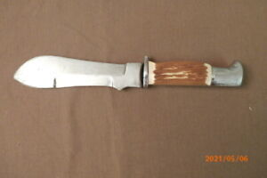 Skining Knife /Stag Handle   #15
