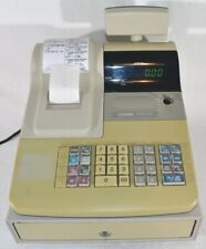 Casio PCR-308 Cash Register With Rear Customer Display - Tested Works Great!
