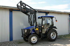 LOVOL TB504 Traktor, Schlepper mit 50 PS, Allrad,Klima,Vollkabine und Frontlader