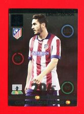 CHAMPIONS LEAGUE 2014-15 Panini - Card Limited edition - KOKE - A. MADRID